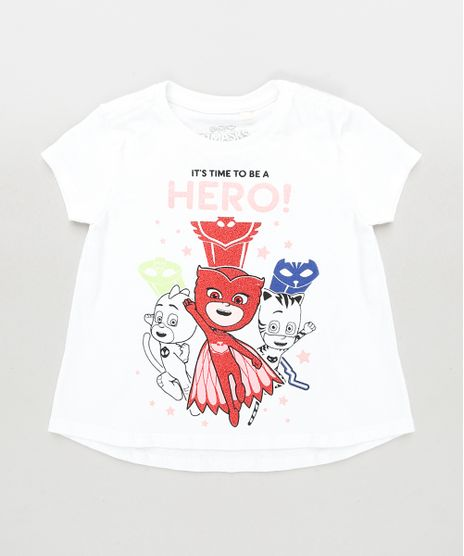 Blusa-Infantil-PJ-Masks-Manga-Curta-Branca-9942064-Branco_1