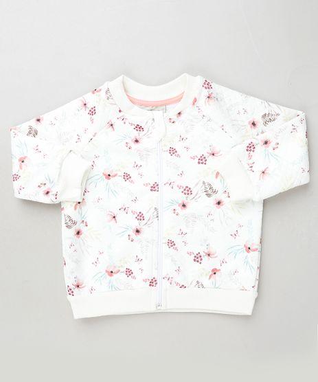 Jaqueta-Bomber-Infantil-Estampada-Floral-em-Moletom-Branca-9933961-Branco_1