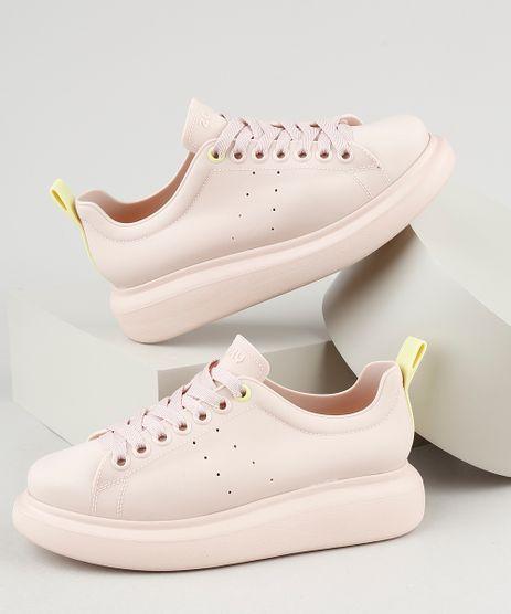 Tenis-Feminino-Zaxy-Bold-com-Cadarco-Rosa-9941644-Rosa_1