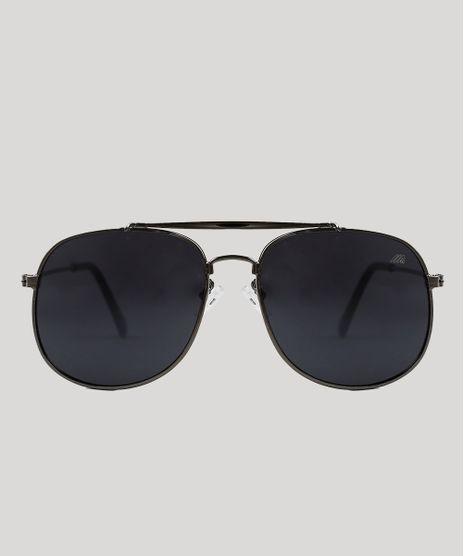 Oculos-de-Sol-Redondo-Unissex-Ace-Grafite-9946545-Grafite_1