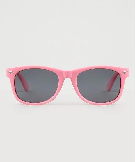 Oculos-de-Sol-Quadrado-Infantil-Oneself-Rosa-9945017-Rosa_1