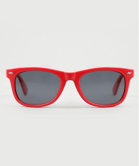 Oculos-de-Sol-Quadrado-Infantil-Oneself-Vermelho-9945015-Vermelho_1