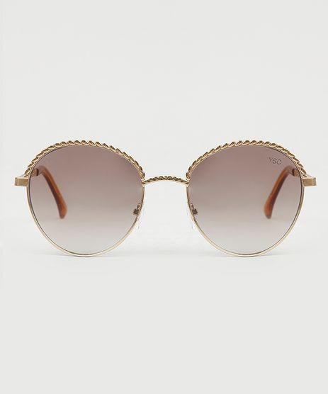 Oculos-de-Sol-Redondo-Feminino-Yessica-Dourado-9944145-Dourado_1