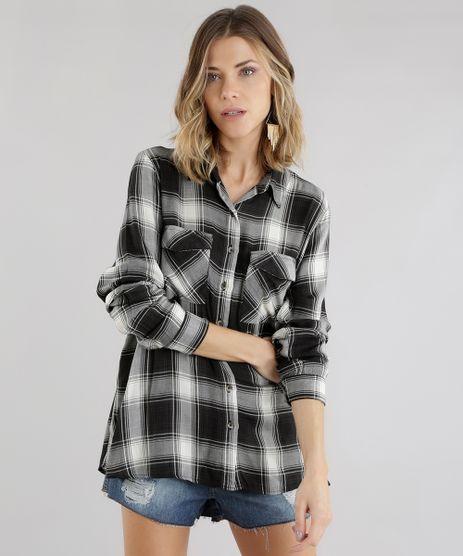 Camisa-Xadrez-Preta-8547391-Preto_1