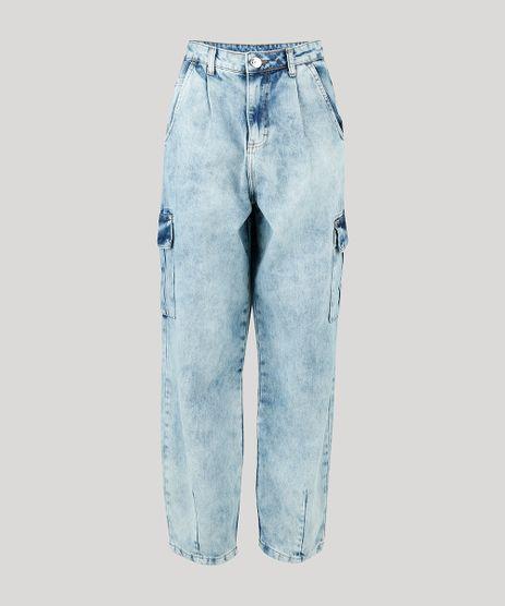 Calca-Jeans-Feminina-Mindset-Slouchy-Cargo-Cintura-Super-Alta-Azul-Claro-9948968-Azul_Claro_1