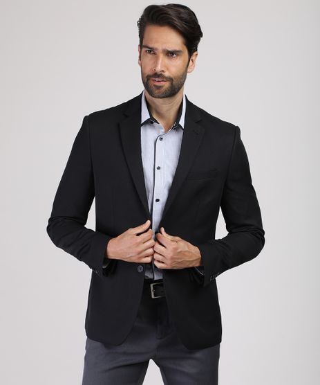 Blazer-Masculino-Comfort-com-Bolsos-Preto-9655462-Preto_1