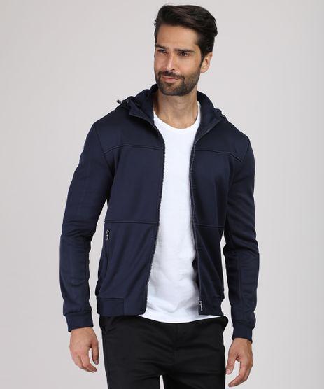 Blusao-Masculino-Slim-em-Moletom-Felpado-com-Capuz-Azul-Marinho-9792403-Azul_Marinho_1