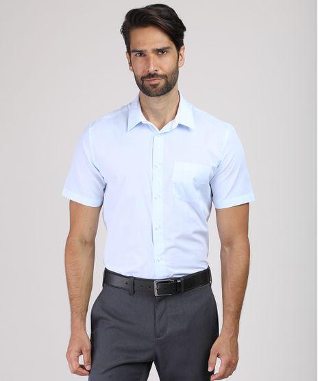 Camisa-Masculina-Comfort-Listrada-com-Bolso-Manga-Longa-Azul-Claro-9831768-Azul_Claro_1
