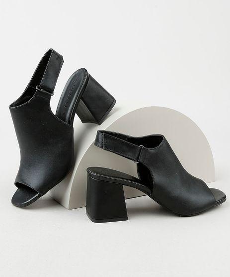 Sandal-Boot-Feminina-Oneself-Salto-Medio-Preta-9945504-Preto_1