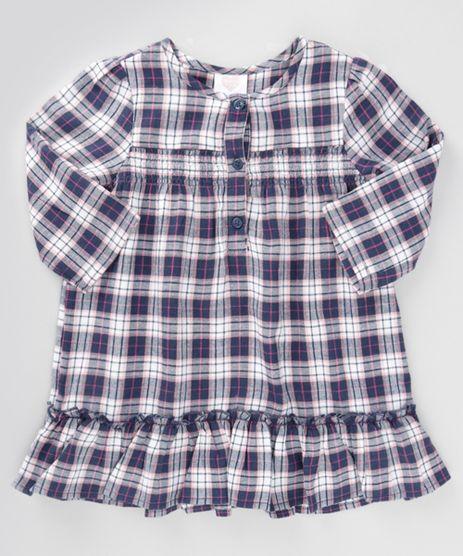 Vestido-Xadrez-com-Babado-Azul-Marinho-8447554-Azul_Marinho_1
