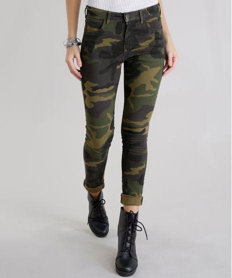 Calca-Skinny-Camuflada-Verde-Militar-8614506-Verde_Militar_1