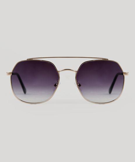Oculos-de-Sol-Redondo-Unissex-Ace-Dourado-9944155-Dourado_1