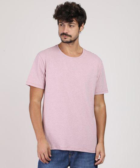 Camiseta-Masculina-Basica-Manga-Curta-Gola-Careca-Rosa-Claro-9947820-Rosa_Claro_1