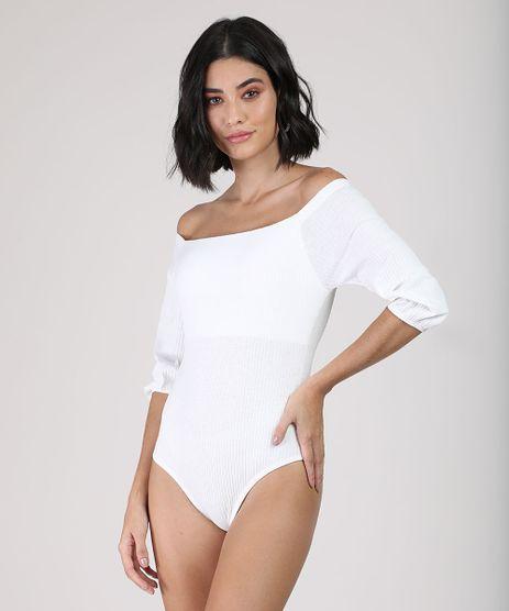 Body-Feminino-Ombro-a-Ombro-Canelado-Manga-Bufante-Branco-9885606-Branco_1