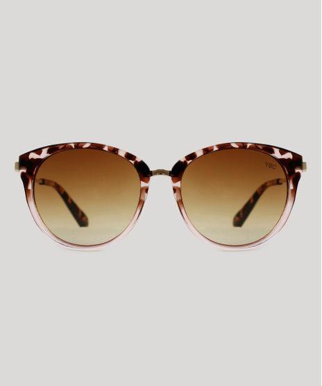 Oculos-de-Sol-Redondo-Feminino-Yessica-Tartaruga-9944124-Tartaruga_1