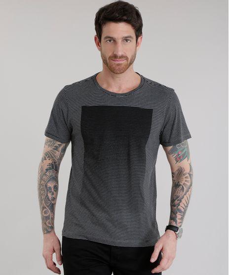 Camiseta-Listrada--Preta-8619542-Preto_1