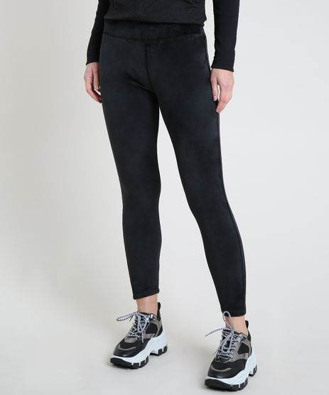Calca-Legging-Feminina-Esportiva-Ace-Cintura-Alta-em-Plush-Preta-9794333-Preto_1