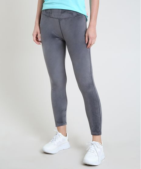 Calca-Legging-Feminina-Esportiva-Ace-Cintura-Alta-em-Plush-Chumbo-9794333-Chumbo_1