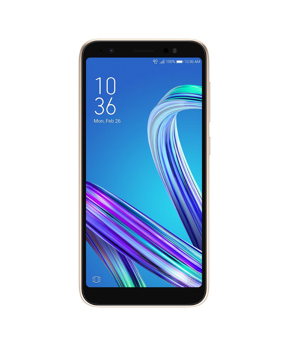Smartphone Asus ZA550KL Zenfone Live L2 32GB Dourado