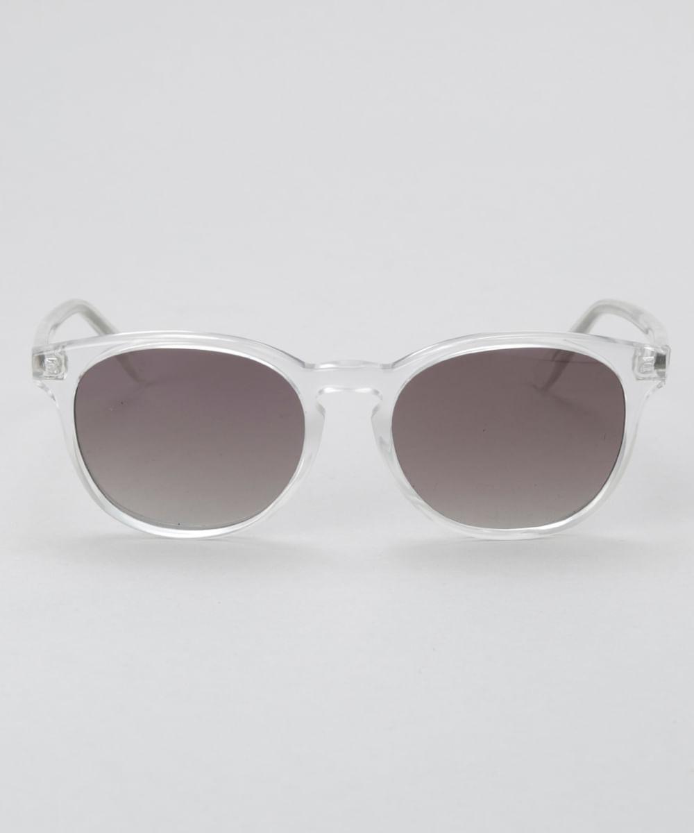 de0c79cec023b ... Oculos-Redondo-Feminino-Oneself-Transparente-8628944-Transparente 1