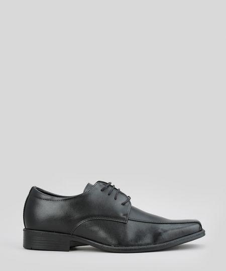 55b50bdc4e Menor preço em Sapato Social Masculino Preto