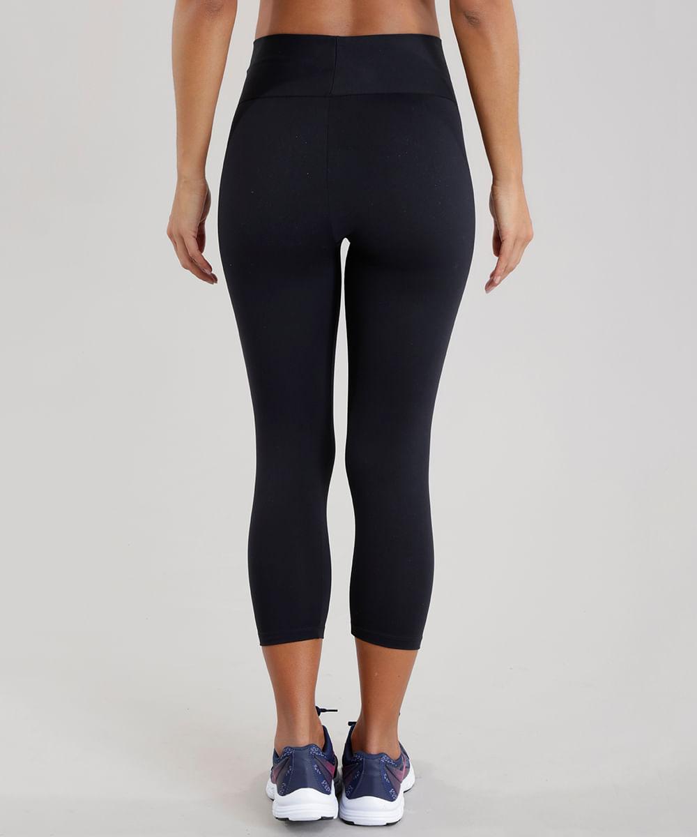 e233eed775 Calça Feminina Legging Esportiva Ace Básica com Proteção UV50+ Preta - cea