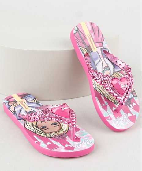 Chinelo-Infantil-Ipanema-Barbie-Metalizado-Pink-9941709-Pink_1
