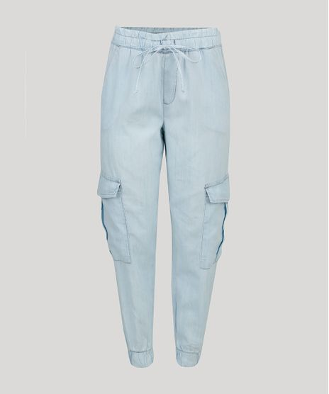 Calca-Jeans-Feminina-Mindset-Jogger-Cargo-Cintura-Alta-Azul-Claro-9948776-Azul_Claro_1