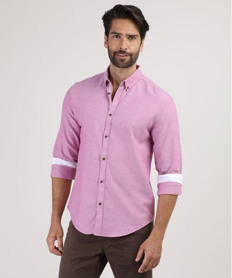 Camisa-Masculina-Comfort-Manga-Longa-Lilas-9523389-Lilas_1