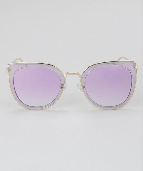Oculos-de-Sol-Quadrado-Feminino-Oneself-Dourado-8732515-Dourado_1