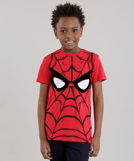 Camiseta-Homem-Aranha-Vermelha-8662476-Vermelho_1