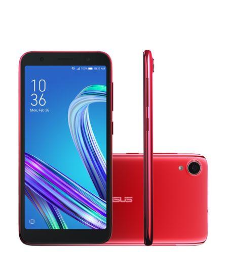 Celular Smartphone Asus Zenfone Live L2 Za550kl 32gb Vermelho - Dual Chip