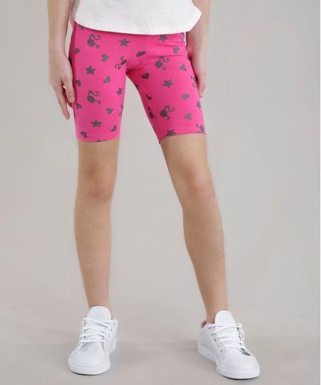 Bermuda-Estampada-Barbie-Pink-8638988-Pink_1