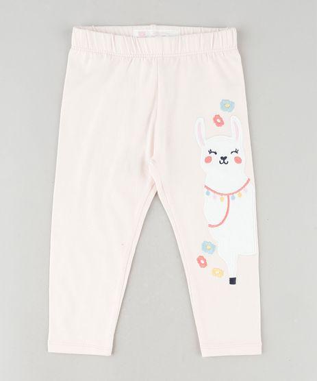 Calca-Legging-Infantil-com-Bordado-de-Lhama-Rosa-Claro-9849574-Rosa_Claro_1