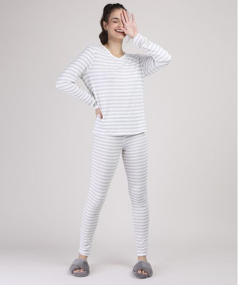Pijama-Feminino-Listrado-Manga-Longa-Off-White-9900218-Off_White_1