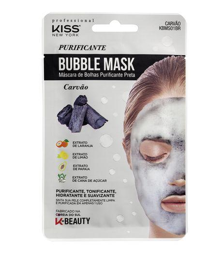 Mascara-Facial-de-Bolhas-Kiss-New-York-Carvao-Preta-unico-9948785-Unico_1