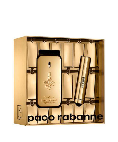 Kit-Paco-Rabanne-1-Million-Masculino-Eau-de-Toilette-50ml---Travel-Spray-10ml--unico-9949683-Unico_1