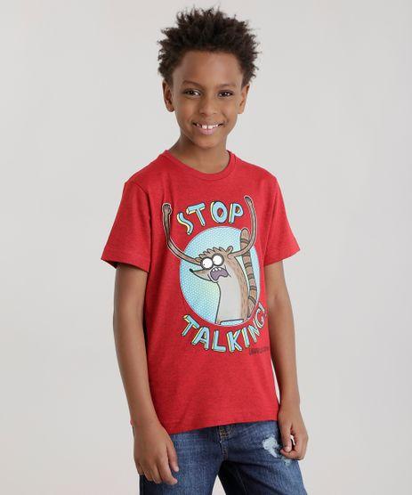 Camiseta-Apenas-um-Show-Vermelha-8662369-Vermelho_1