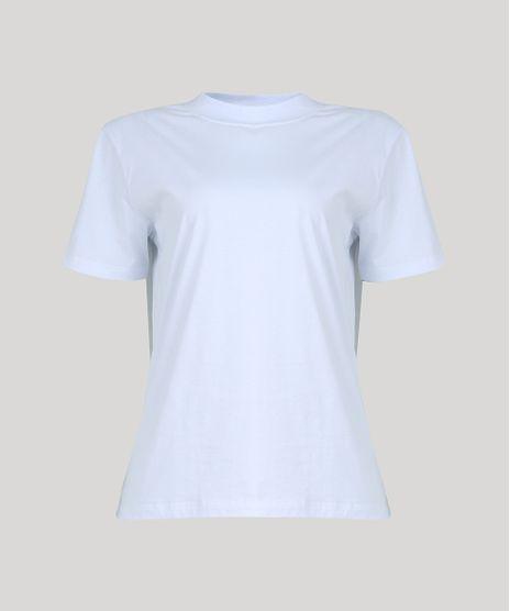 T-shirt-Feminina-Mindset-BBB-Manga-Curta-Decote-Redondo-Branca-9394894-Branco_1