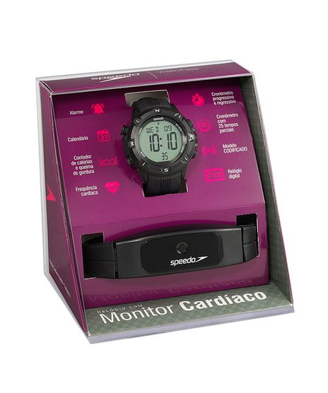 Kit-de-Relogio-Analogico-Speedo-Masculino---Monitor-Cardiaco---58009G0EVNP1-Preto-7885559-Preto_1