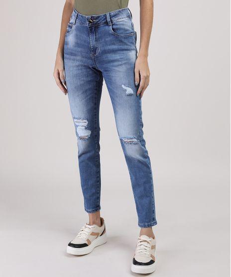 Calca-Jeans-Sawary-Boyfriend-Destroyed-Cintura-Media-Azul-Medio-9945248-Azul_Medio_1