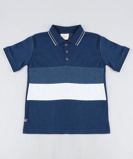 Polo-Infantil-com-Recorte-Manga-Curta-Azul-Marinho-9669782-Azul_Marinho_1