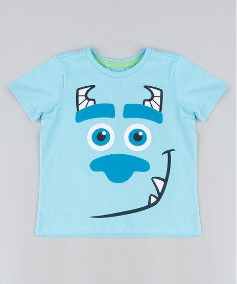 Camiseta-Infantil-Sulley-Monstros-S-A-Manga-Curta-Azul-Claro-9946499-Azul_Claro_1