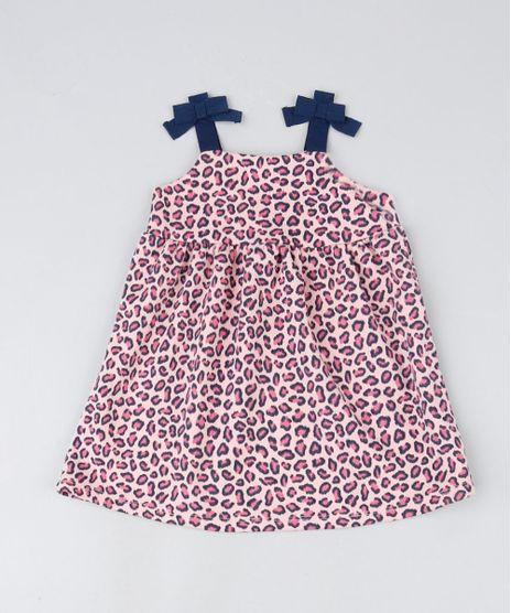 Vestido-Infantil-Estampado-Animal-Print-Onca-com-Laco-Alca-Media-Rosa-9664216-Rosa_1