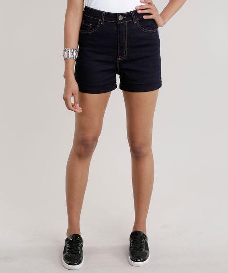 Short-Jeans-Hot-Pant-Azul-Escuro-8111529-Azul_Escuro_1