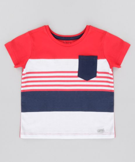Camiseta-com-Estampa-Listrada-Vermelha-8733145-Vermelho_1