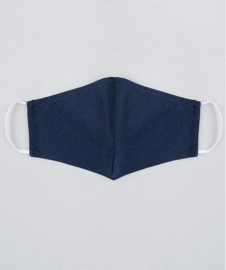 Mascara-de-Tecido-Reutilizavel-para-Protecao-Individual-Azul-Marinho-9950759-Azul_Marinho_1