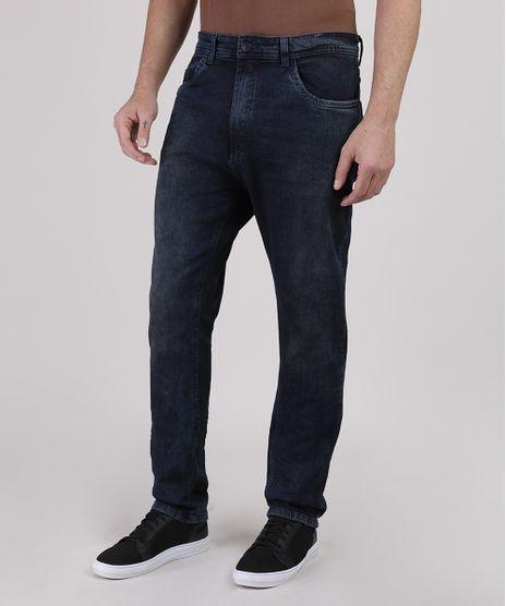 Calca-Jeans-Masculina-Carrot-Azul-Escuro-9843434-Azul_Escuro_1