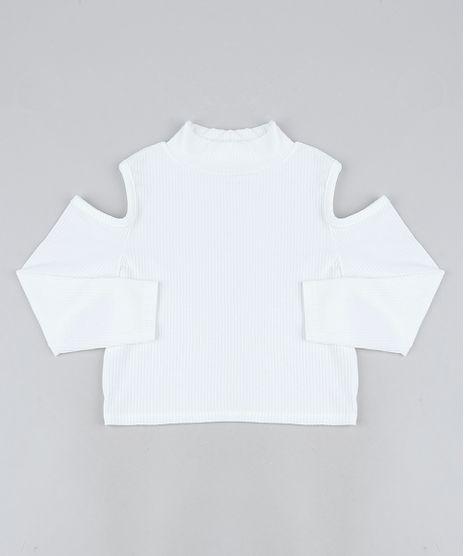 Blusa-Juvenil-Cropped-Open-Shoulder-Canelada-Manga-3-4-Gola-Alta-Off-White-9905540-Off_White_1