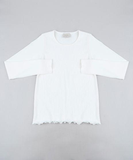 Blusa-Infantil-Basica-Canelada-com-Frufru-Manga-Longa-Off-White-9927887-Off_White_1